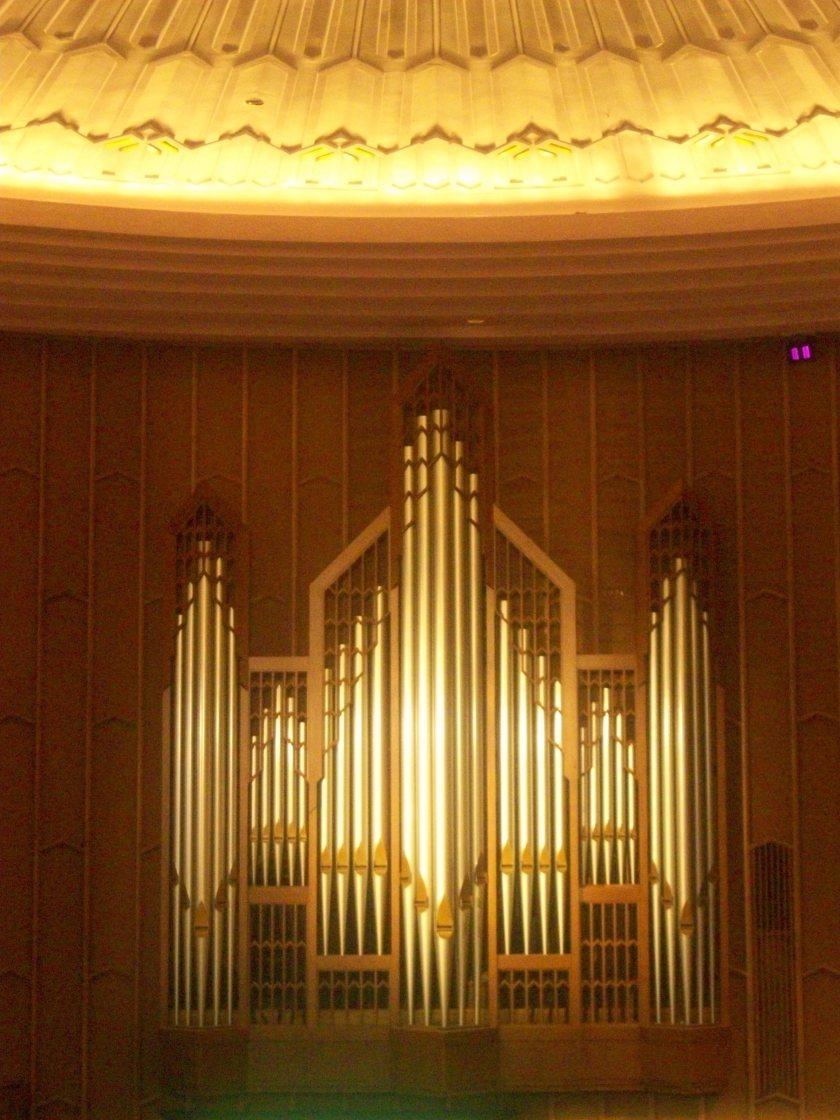 Boston Avenue Church Organ
