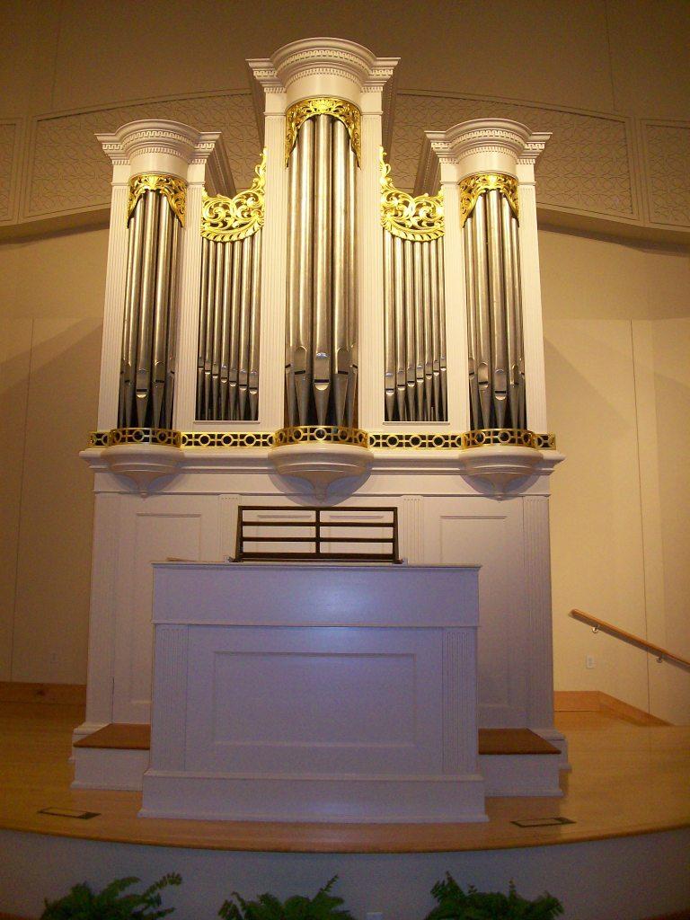 David Tannenberg Organ