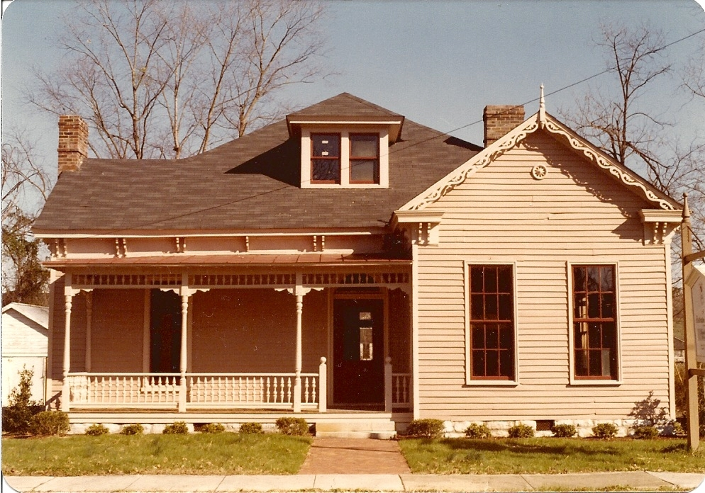 Bearden-Brown House