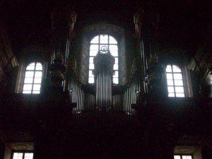 Jesuitenkirche Organ