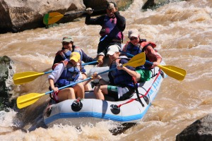 Rio Grande Rafting, with Hank the Guide