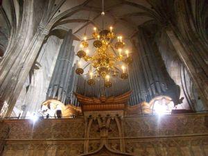 Organ at St. Stephansdom