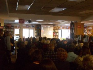 Politics and Prose Inauguration Party