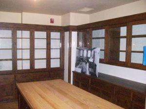 Robie House Kitchen Under Restoration