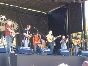 The Dixie Bee-Liners at Merlefest