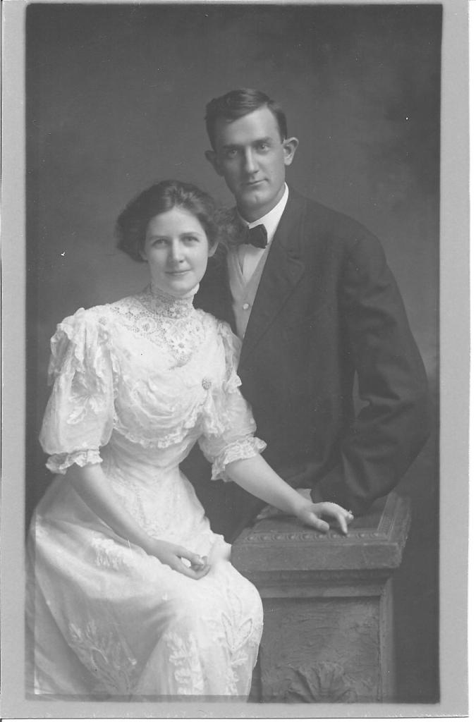 Grandmother and Granddaddy Brown