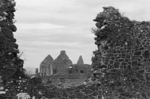 Claire's Dunluce Castle Picture