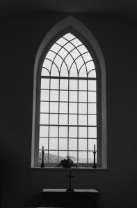 Northern Ireland Church Window