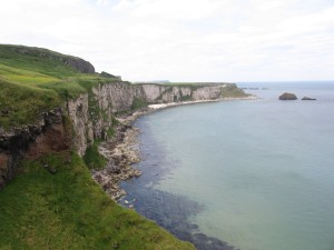 Andrew's View of the Northern Ireland Coastline