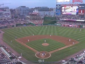 Nats Win Six in a Row