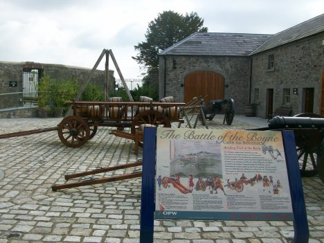 Boyne Battlefield Tour