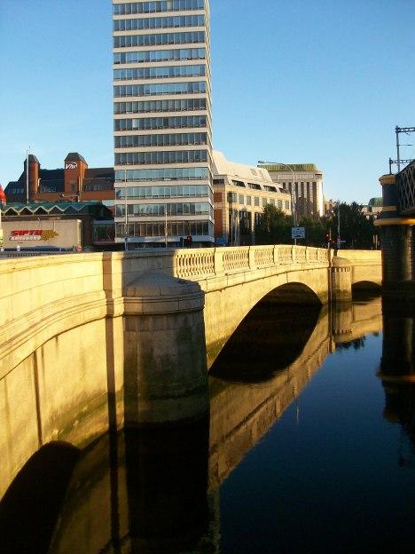 Butt Bridge 1932 Dublin