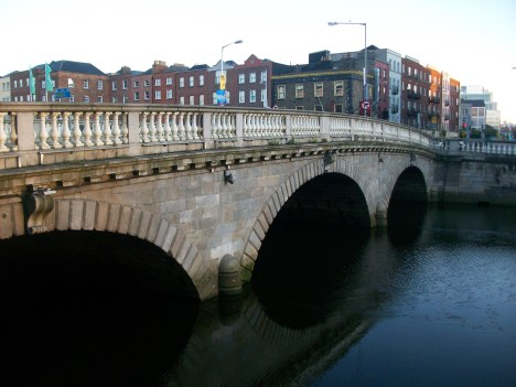 Fr. Mathew Bridge 1818 Dublin