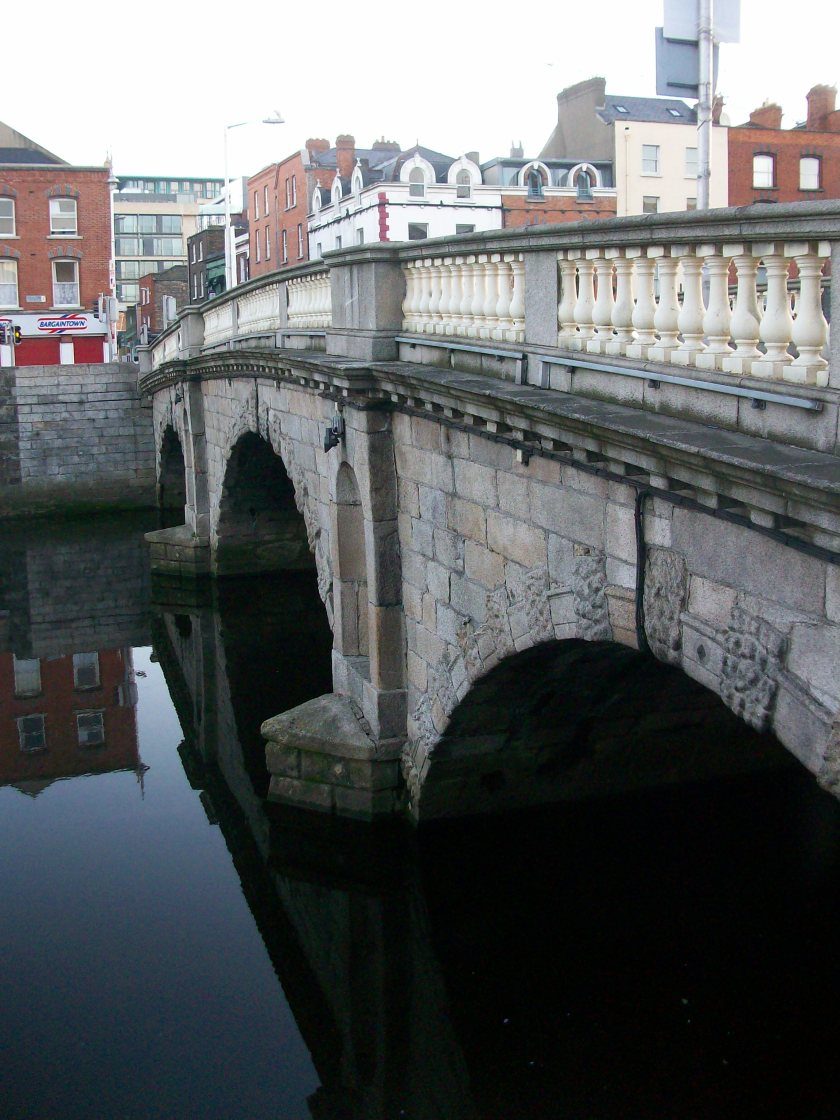 Liam Mellowes Bridge 1768 Dublin