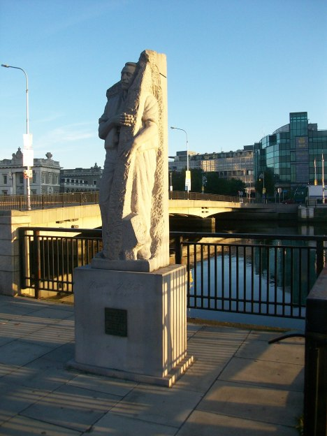 Talbot Memorial Bridge 1978 Dublin