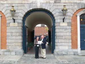 This Place Matters at Dublin Castle with Catherine Leonard