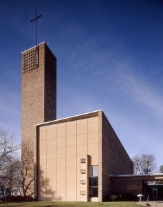 Christ Church Lutheran Minneapolis, Photo by Pete Sieger