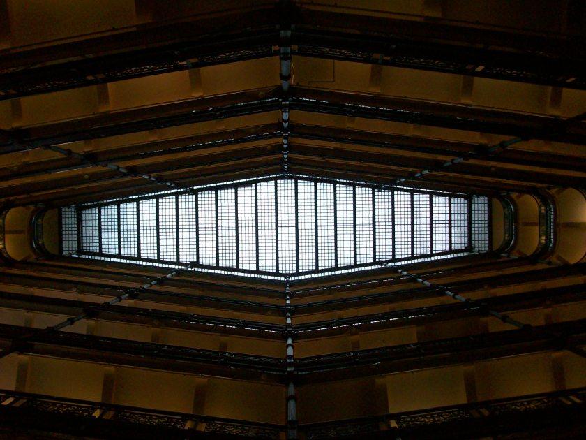 Milwaukee City Hall Skylight