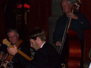 Playing for the Patrons Dinner