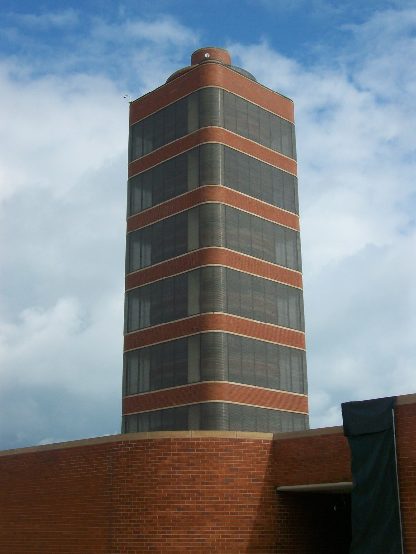 SC Johnson Company HQ - Research Tower