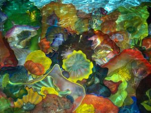 Dale Chihuly Works In Seattle And Tacoma More To Come