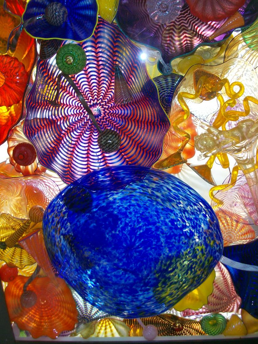 Dale Chihuly Art Work
