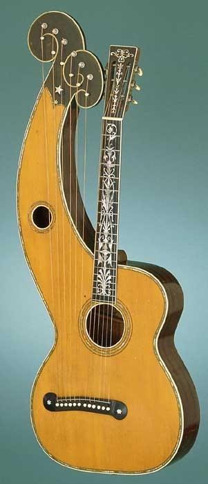 Harp Guitar
