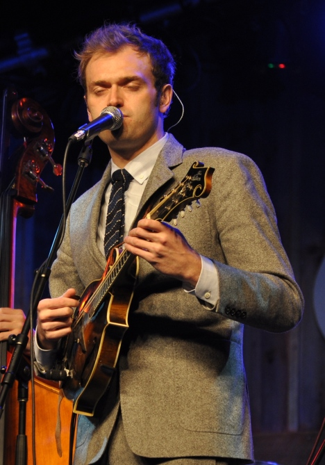 Chris Thile at Merlefest 2012