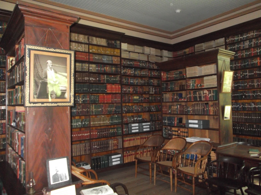 The Thomas Hughes Library at Rugby
