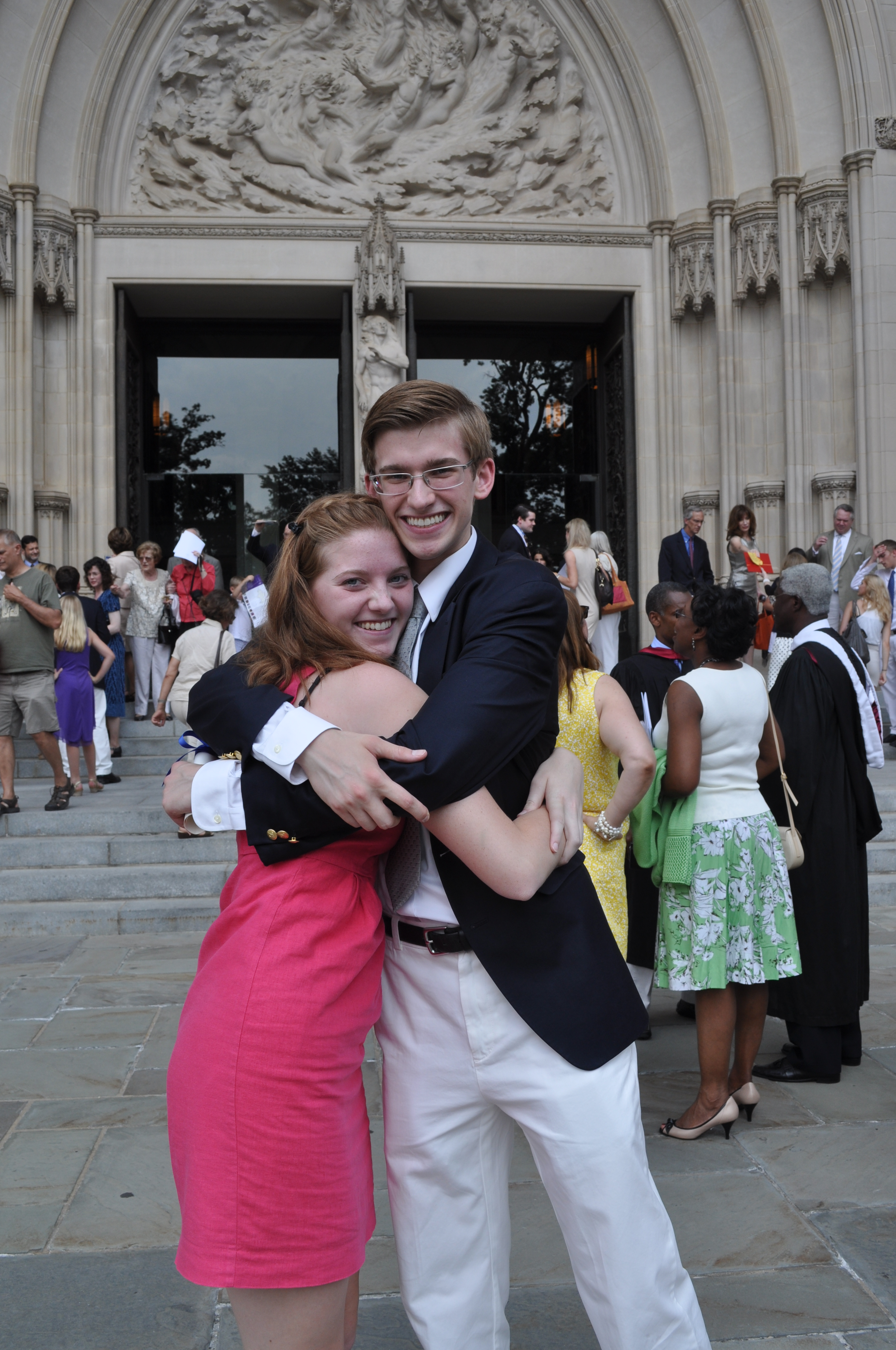 Andrew's High School Graduation