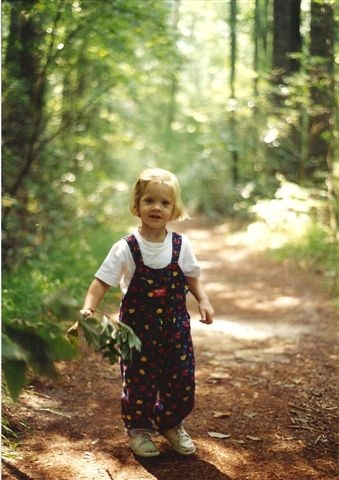 Claire at Kanuga 1995