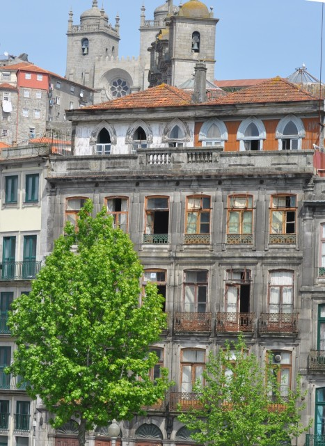 The textured history of Porto, Portugal