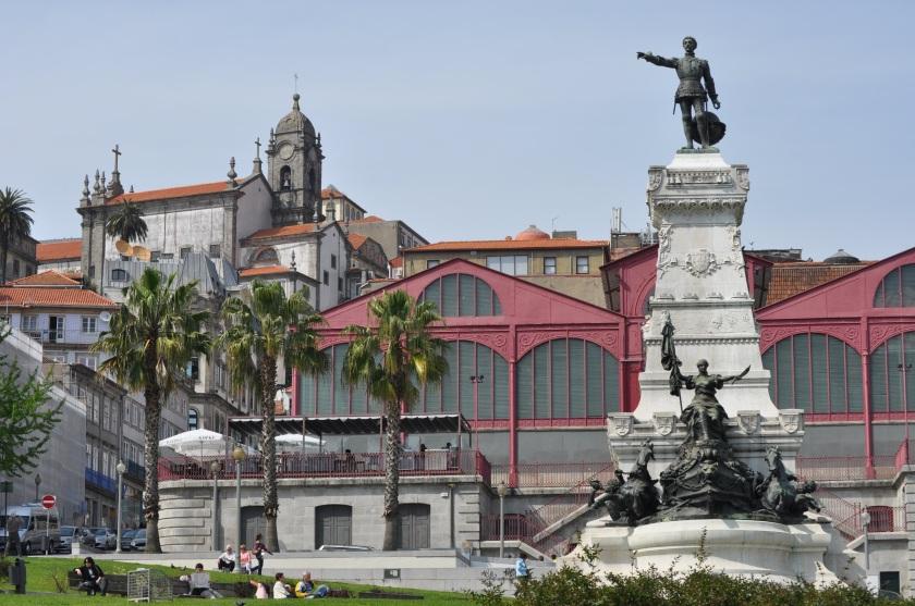 Center City, Porto, Portugal