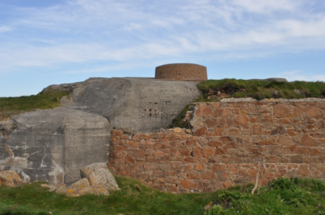 Guernsey Coastal Defenses