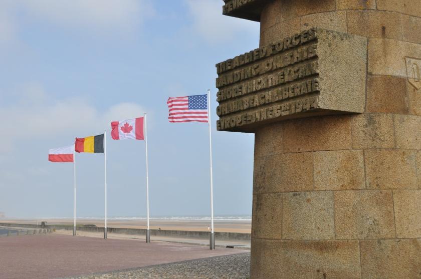 Omaha Beach, Normandy