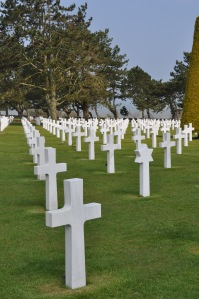 The American Cemetery at Normandy