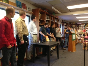 Baseball Prospectus at Politics and Prose