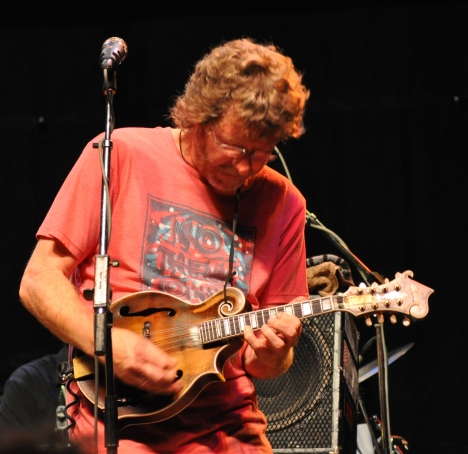Sam Bush at Red Wing Festival 2013