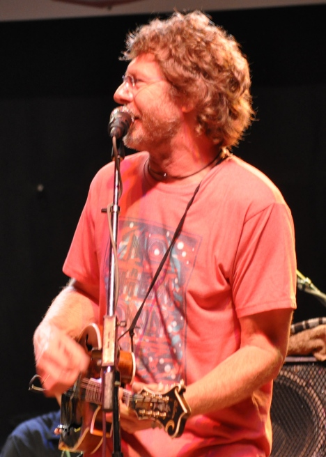 Sam Bush plays Red Wing Festival 2013