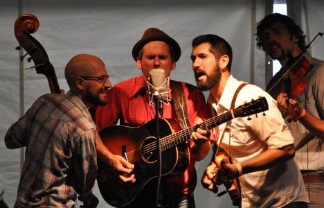 The Steel Wheels Sing at Red Wing 2013