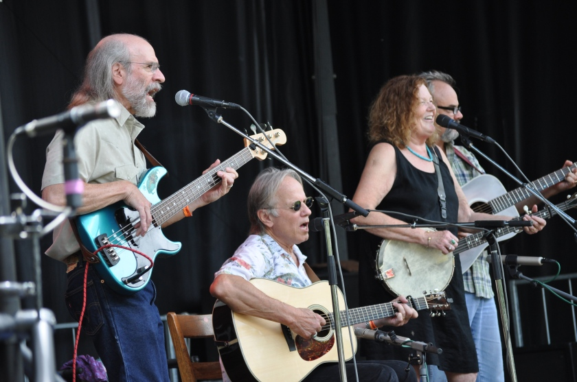 Robin and Linda Williams at Red Wing Roots Festival 2013