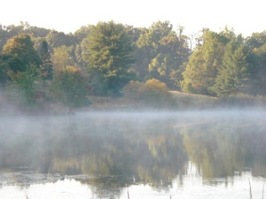 Lake of the Saints, Photo from Dayspring Retreat Center