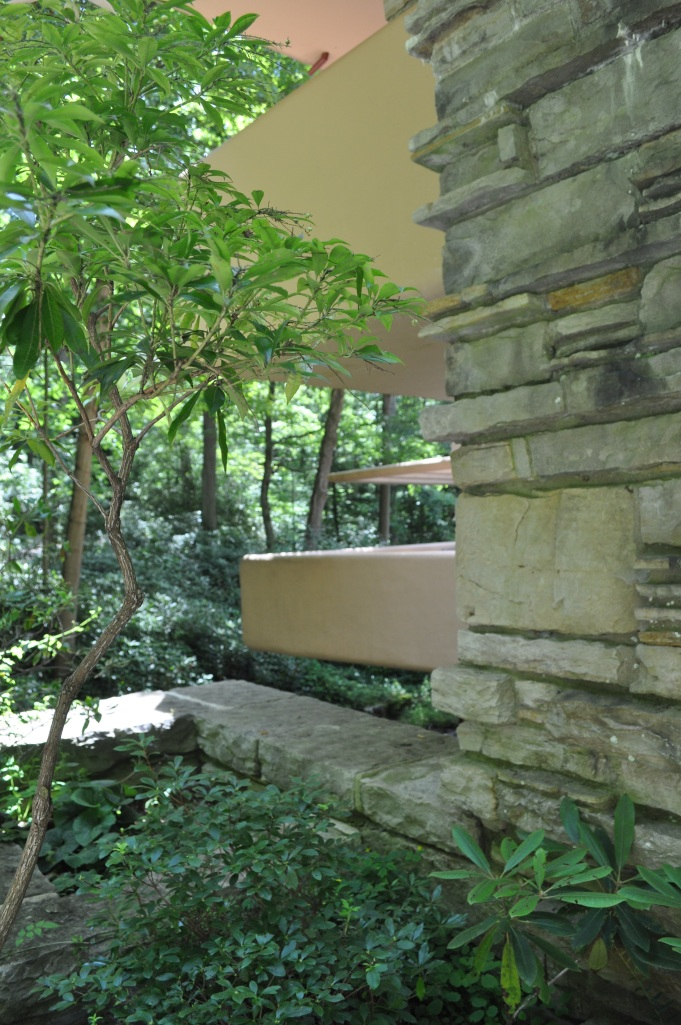 Fallingwater Detail August 2013