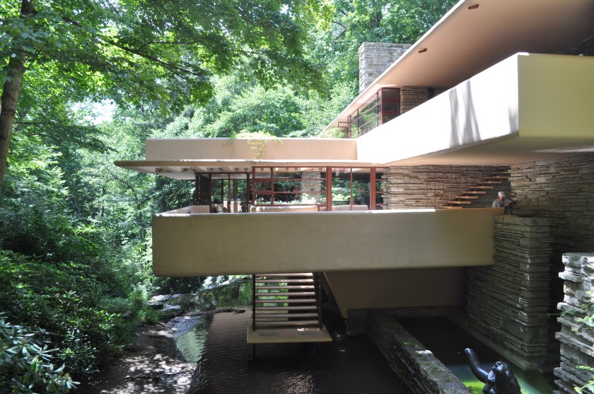 Fallingwater's Hatch August 2013
