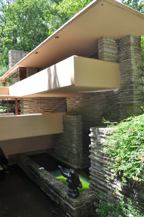 Fallingwater August 2013
