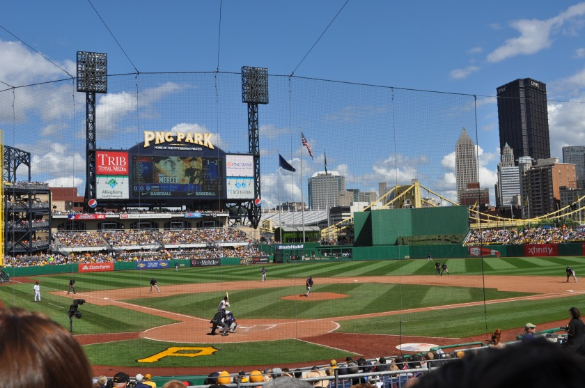 PNC Stadium Pittsburgh