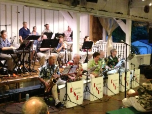 Rockville Swing Band at Glen Echo