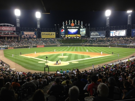 White Sox vs Tigers