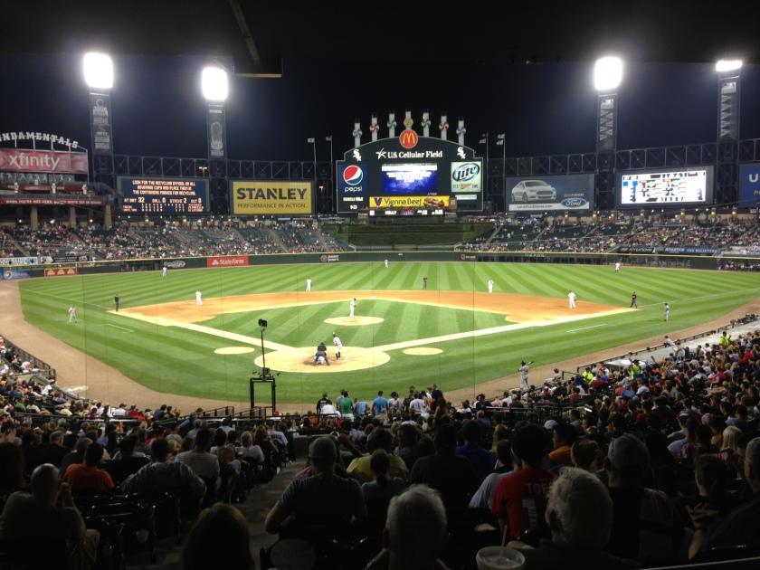White Sox vs Tigers