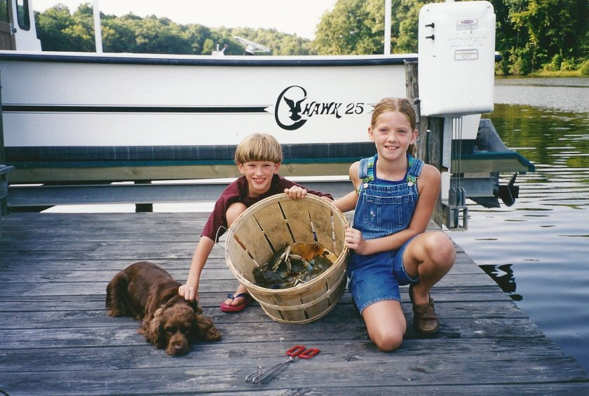 Catching Crabs 2001